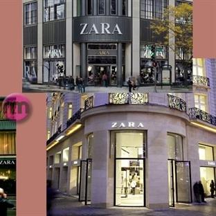 ZARA Türkiye Mağazaları Hangi AVM ve Şehirlerde?