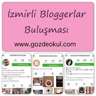 İzmirli Bloggerlar buluşması
