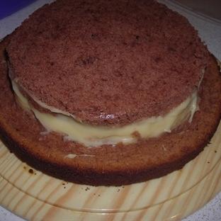 2 Katlı Kek Tarifi