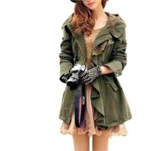 2015 Kış Bayan Ceket Modelleri