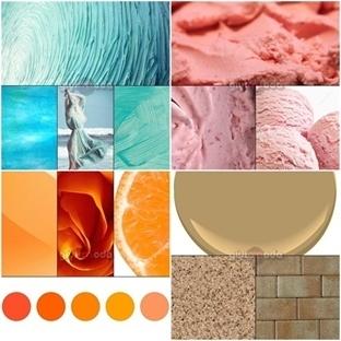 2015 İlkbahar Yaz Trend Renkler Neler Olacak?