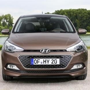 2015 Yeni Hyundai i20