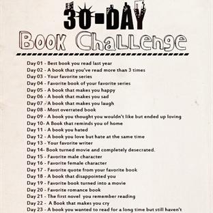 30 Günlük Meydan Okuma