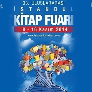 33. İstanbul Kitap Fuarı İçin Heyecanlı mıyız?