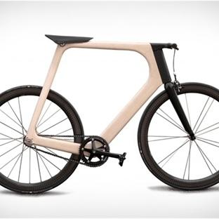 Ahşap bisikletin en şık hali | ARVAK