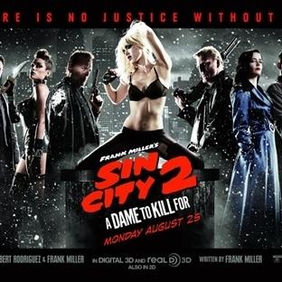 Akasya AVM Sineması ve Sin City 2 İzlenimlerim