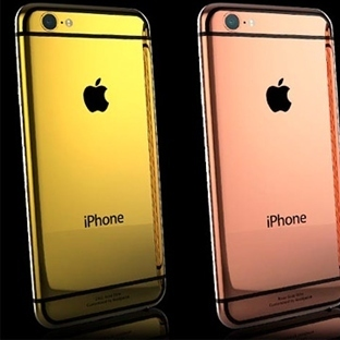 Altın Kaplama İphone