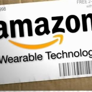 Amazon Giyilebilir Teknoloji'ler Üzerinde Çalışıyo