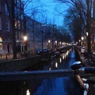 Amsterdam'ı Yaşa