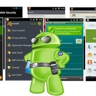 Android Antivirüs Uygulamaları ( Ücretsiz )