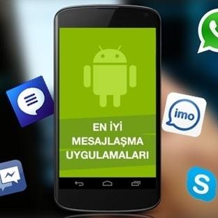 Android mesajlaşma,Androic haberleşme, Android hab