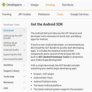 Android SDK Kurulumu ve Uygulama Geliştirme