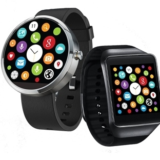 Android Wear'dan Apple Watch'a Özenti