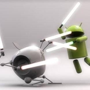 Apple Fanlarından Android Fanlarına Cevap