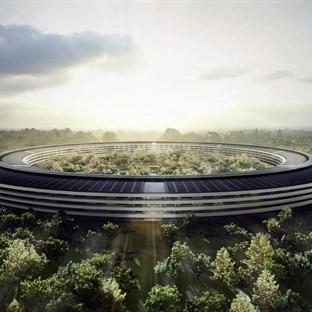 Apple'ın Uzay Gemisi Görüntülendi