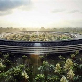 Apple'ın Uzay Üssü Görüntülendi