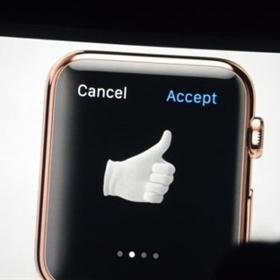 Apple Watch Tanıtıldı !