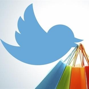 Artık Twitter Üzerinden Alışveriş Yapılabilecek