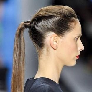 At Kuyruğu Saç Modelleri 2015