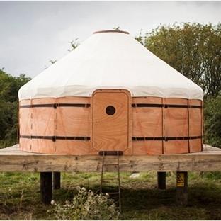 Atalarımızın çadırı yeniden tasarlandı: JERO