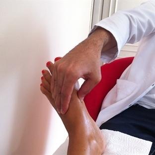 Ayaktan Gelen Sağlık Refleksoloji