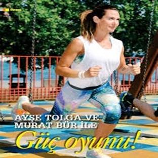 Ayşe Tolga ve Murat Bürle Doğum Sonrası Egzersizi