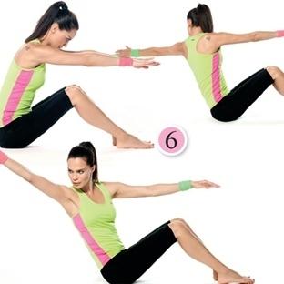 Bacakları İncelten Egzersizler