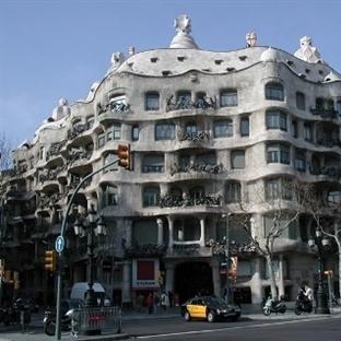 Barcelona Casa Mila (La pedrara)