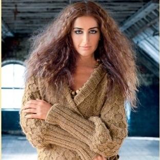 Bayan Kazak Hırka Modelleri