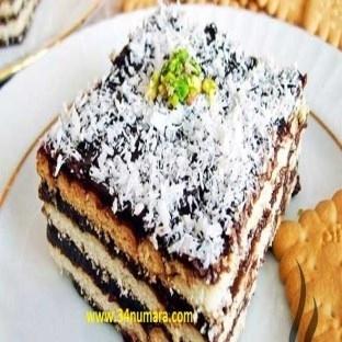 Bisküvili Kolay Pasta nasıl yapılır