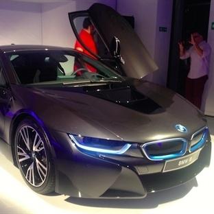 BMW i8 Türkiye Lansmanı