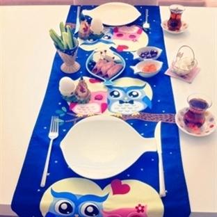 İç Açan Bir Kahvaltı Sofrası