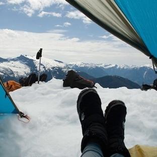 Çadırda uyanmanın en muhteşem 15 hali
