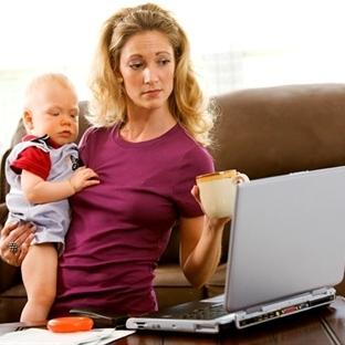 Çalışan Kadın 'Mükemmel Anne' Olmak İstiyor