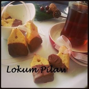 Çay Poşeti & Kalp Kurabiye