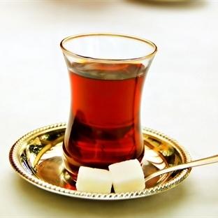 Çay Tutkunları Aman Dikkat!!!