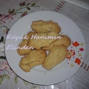 Cevizli Kurabiye (Margarinsiz)