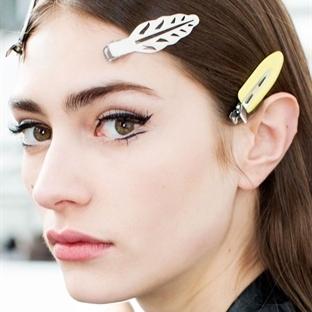 Çift Kuyruklu Eyeliner Modası