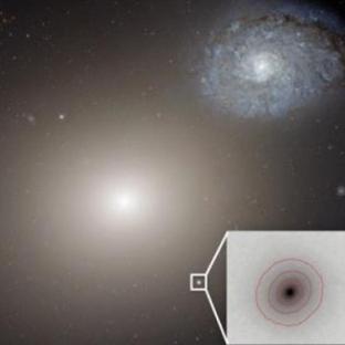 Cüce Galakside İnanılmaz Büyük Kara Delik Bulundu