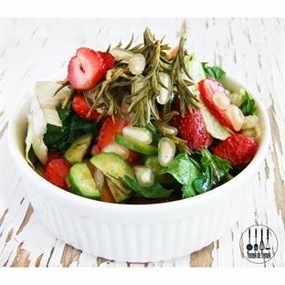 Damak Salatası