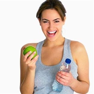 Detoks diyeti ile yağlarınızdan kurtulun.