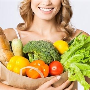 Diyet yapanlar lifli besinler sizin için