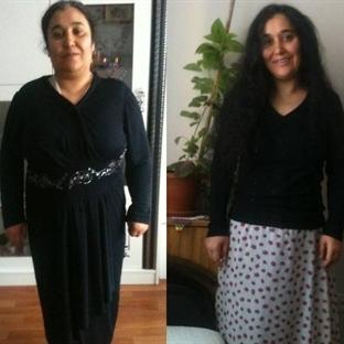 Diyeti bırakınca kiloları geri almayın