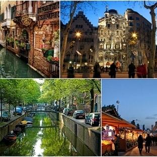 Dünyanın yürüyerek keşfetmeye en uygun 10 şehri