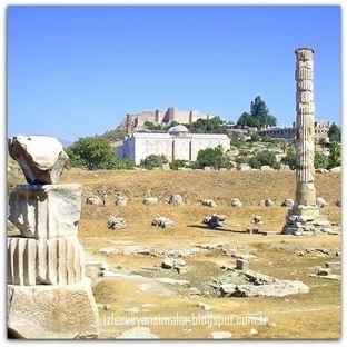EFES -  Artemis Tapınağı 'Temple of Artemis Ephesu