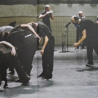 Efsanevi bir koreograf Merce Cunningham