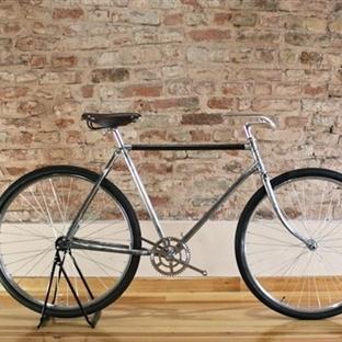El yapımı bisikletler Altair Telian