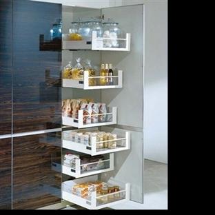 En Kullanışlı Mutfak Dolapları Önerileri