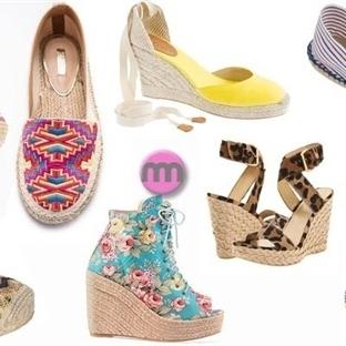 Espadril Ayakkabı Trendi Tekrar Gündemde