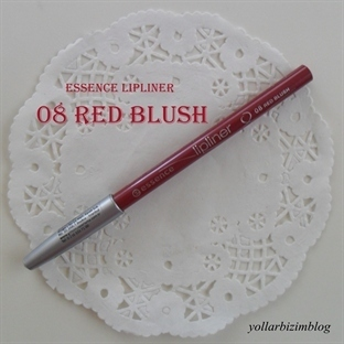 Essence Lipliner 08 Red Blush